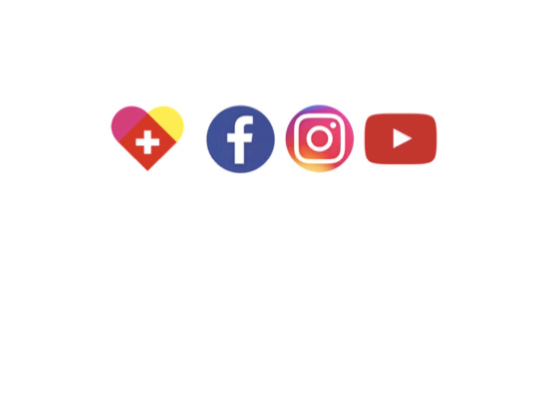Social Media Channels Eurovision Club Switzerland