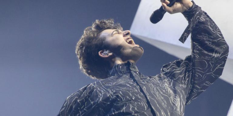 Gjon's Tears Tout lunivers Eurovision Song Contest 2021 Switzerland